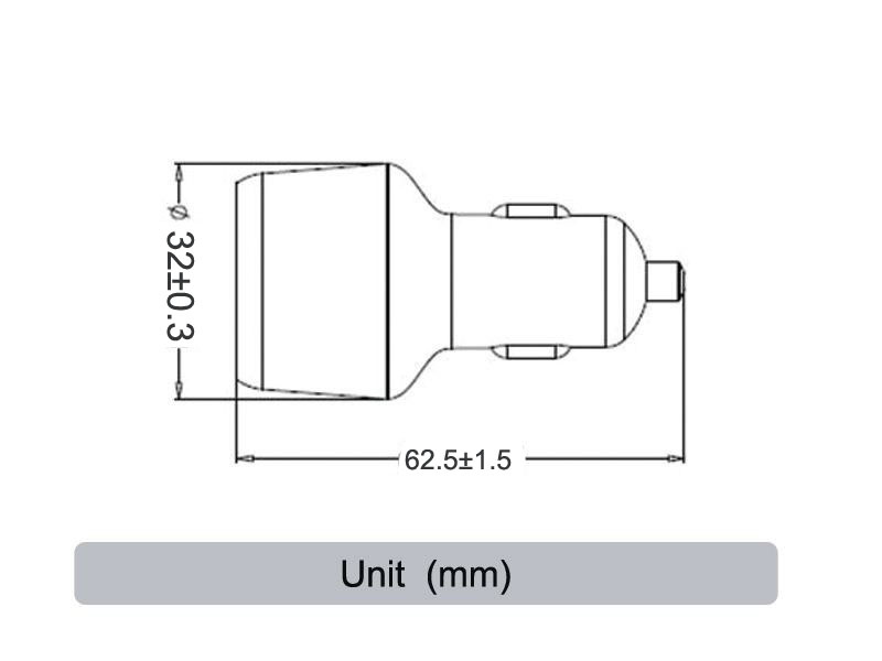 pd18w 12w usb car charger s