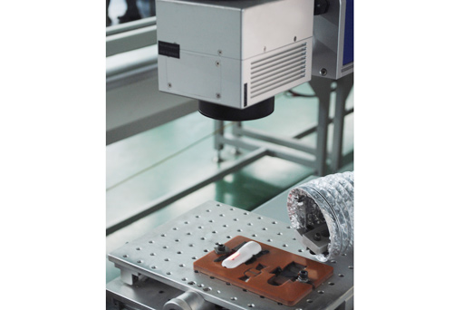SHELL laser printing equipment
