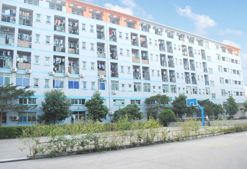 SHELL staff dormitory