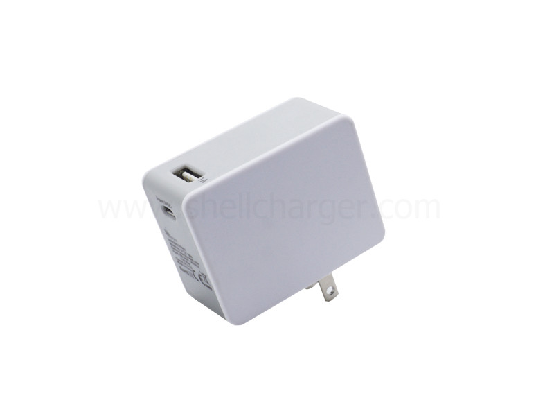 1A,USB Wall Charger(Smart IC) with Power Bank(4000mAh)