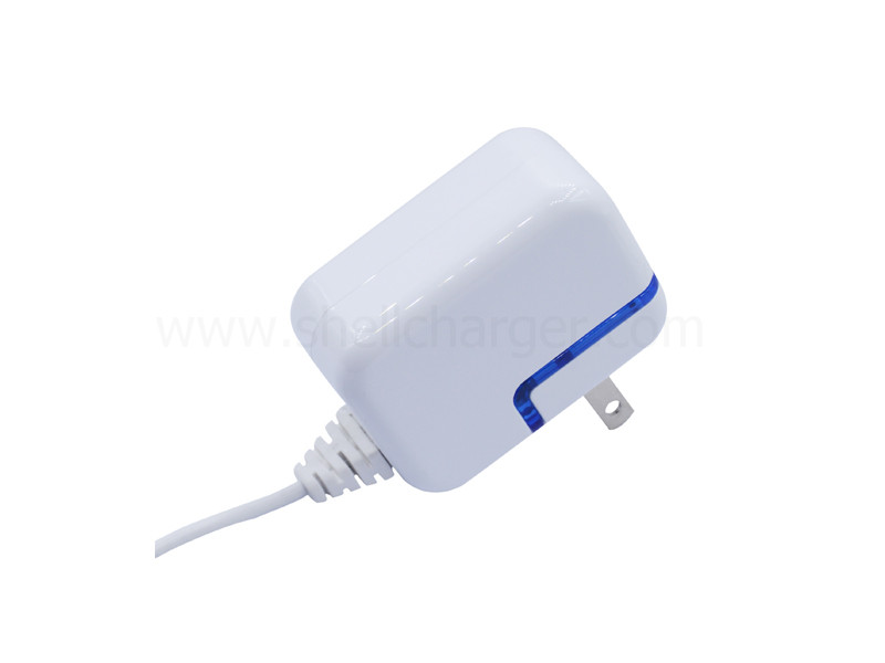 3.4A Type C wall charger with ETL approved,S-TR-053