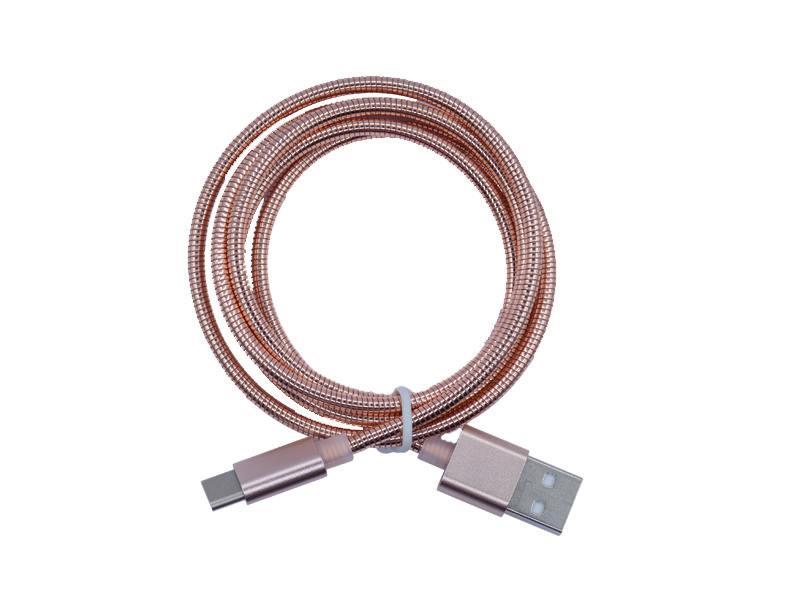 USB-Type C aluminum Cable