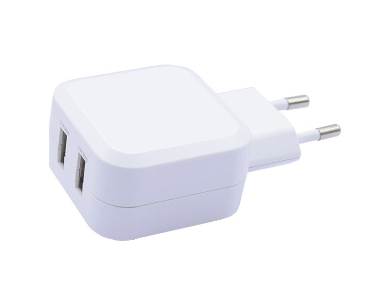 4.8A,2 USB/3 USB Wall Charger,with smart IC and SGS CE approved,S-TR-028