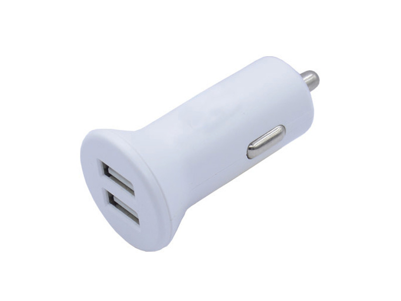 4.8A,2USB Car charger with Smart IC,SGS CE EN50498,S-SC-059