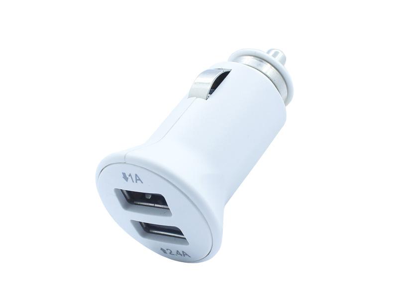 3.4A,2 USB Car Charger,SGS CE EN50498,S-SC-111
