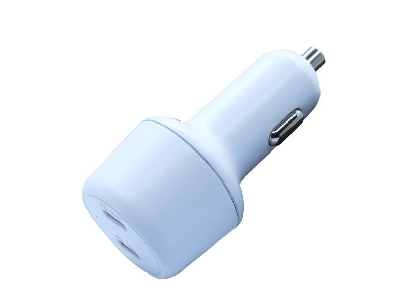 PD30W+PD20W USB car charger S-SC-072B